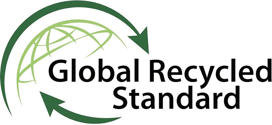 Tergotex - logo certificazione Global Recycle Standard (GRS)