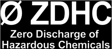 Tergotex - logo Zero Discharge of Hazardous Chemicals MRSL